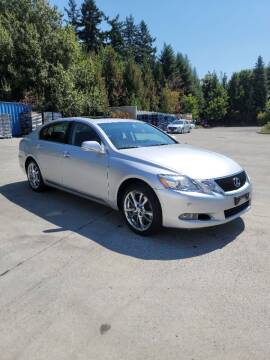 2009 Lexus GS 350 for sale at RICKIES AUTO, LLC. in Portland OR