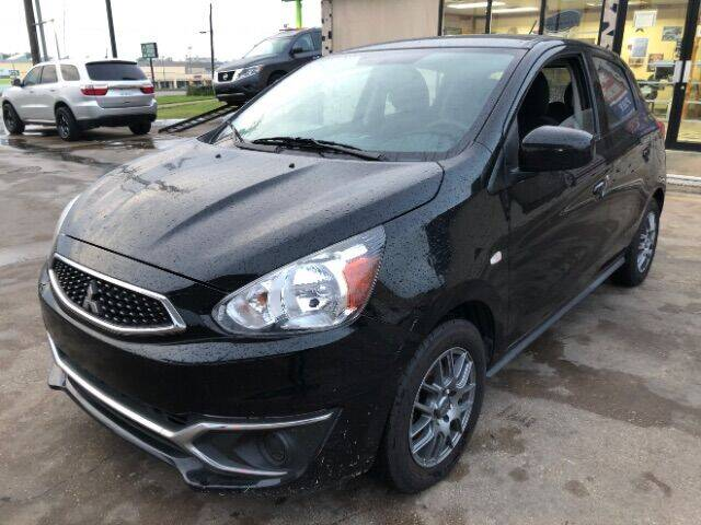 2017 Mitsubishi Mirage for sale at Auto Limits in Irving TX