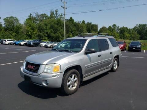 2004 GMC Envoy XUV for sale at White's Honda Toyota of Lima in Lima OH