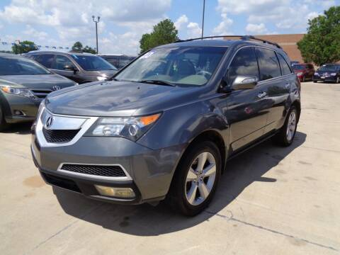 2010 Acura MDX for sale at America Auto Inc in South Sioux City NE