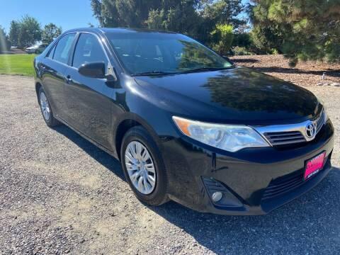 2012 Toyota Camry for sale at Clarkston Auto Sales in Clarkston WA