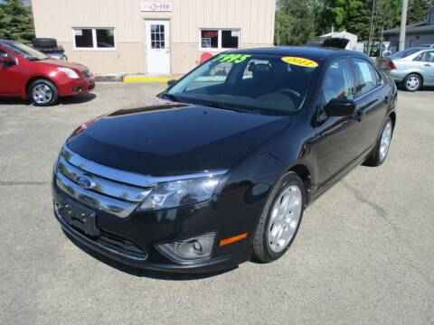 2011 Ford Fusion for sale at Richfield Car Co in Hubertus WI