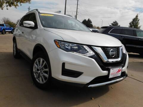 2017 Nissan Rogue for sale at AP Auto Brokers in Longmont CO