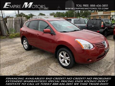 2009 Nissan Rogue for sale at Empire Motors LTD in Cleveland OH