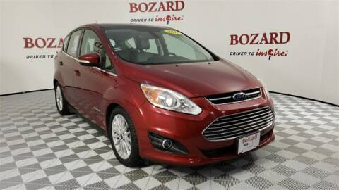 2016 Ford C-MAX Hybrid for sale at BOZARD FORD in Saint Augustine FL