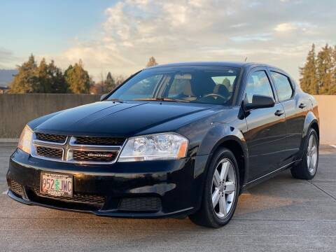 2013 Dodge Avenger for sale at Rave Auto Sales in Corvallis OR