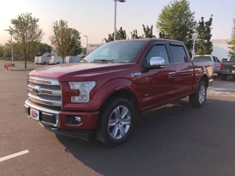 2017 Ford F-150 for sale at Karl Pre-Owned in Glidden IA