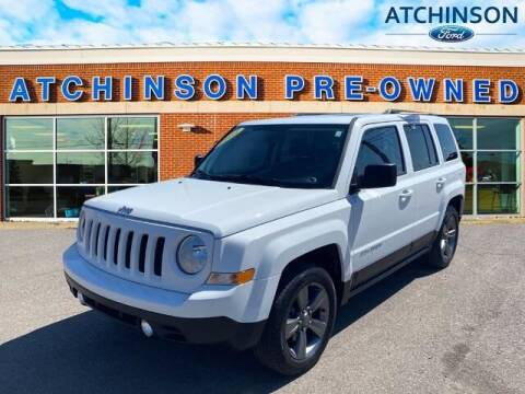 2015 Jeep Patriot for sale at Atchinson Ford Sales Inc in Belleville MI