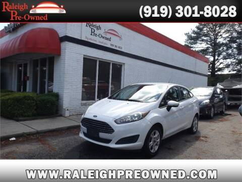 2015 Ford Fiesta for sale at Raleigh Pre-Owned in Raleigh NC