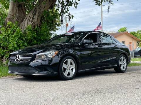 2017 Mercedes-Benz CLA for sale at Auto Direct of South Broward in Miramar FL