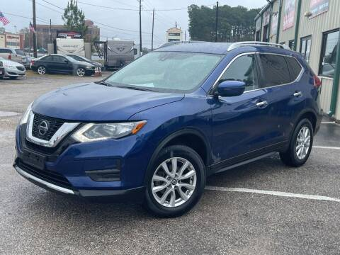 2020 Nissan Rogue for sale at Premium Auto Group in Humble TX