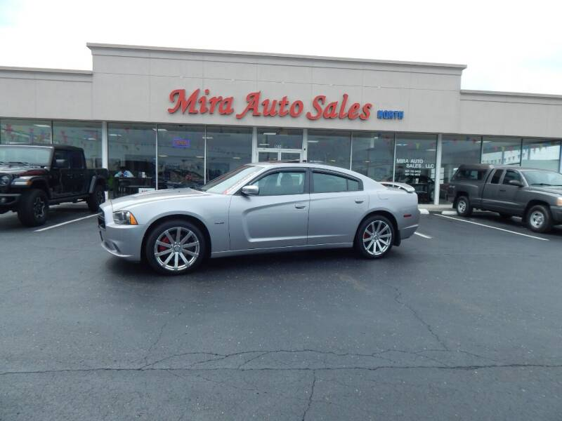 2014 Dodge Charger for sale at Mira Auto Sales in Dayton OH
