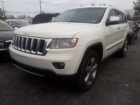 2011 Jeep Grand Cherokee for sale at M & M Auto Brokers in Chantilly VA