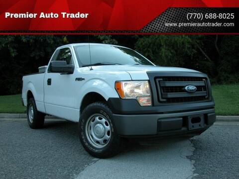 2013 Ford F-150 for sale at Premier Auto Trader in Alpharetta GA