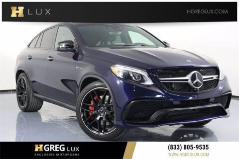 2017 Mercedes-Benz GLE for sale at HGREG LUX EXCLUSIVE MOTORCARS in Pompano Beach FL
