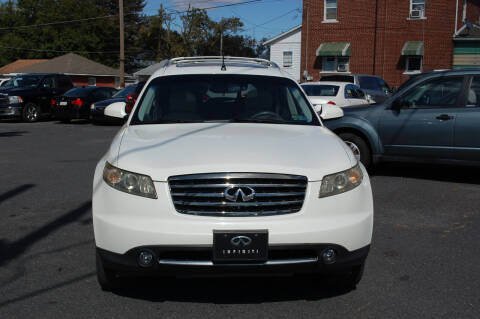 2007 Infiniti FX35 for sale at D&H Auto Group LLC in Allentown PA