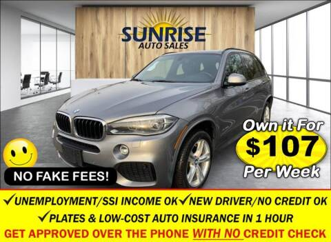 2016 BMW X5 for sale at AUTOFYND in Elmont NY
