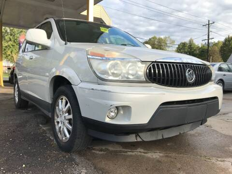2007 Buick Rendezvous for sale at King Louis Auto Sales in Louisville KY