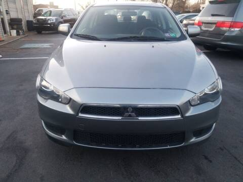 2013 Mitsubishi Lancer for sale at Roy's Auto Sales in Harrisburg PA