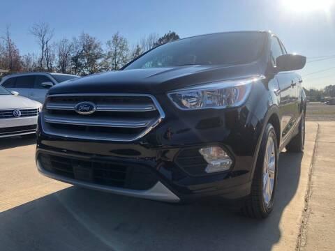 2019 Ford Escape for sale at A&C Auto Sales in Moody AL
