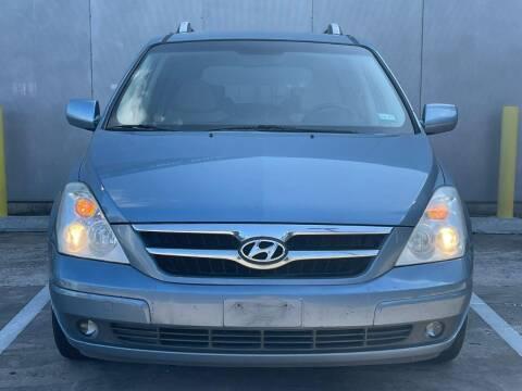 2007 Hyundai Entourage for sale at Delta Auto Alliance in Houston TX