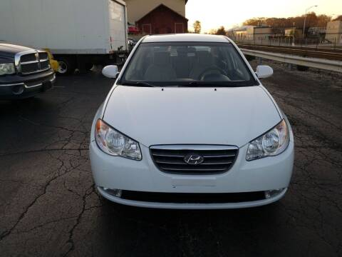 2010 Hyundai Elantra for sale at Discovery Auto Sales in New Lenox IL