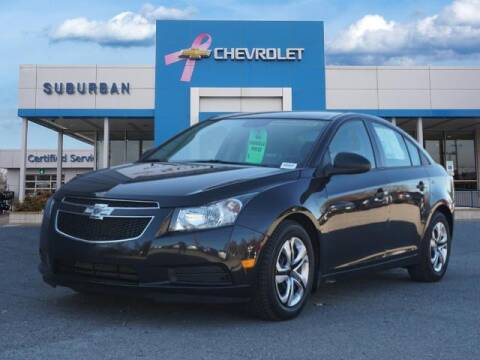 2014 Chevrolet Cruze for sale at Suburban Chevrolet of Ann Arbor in Ann Arbor MI