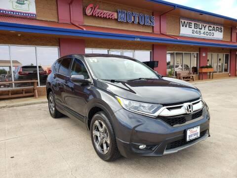 2019 Honda CR-V for sale at Ohana Motors in Lihue HI