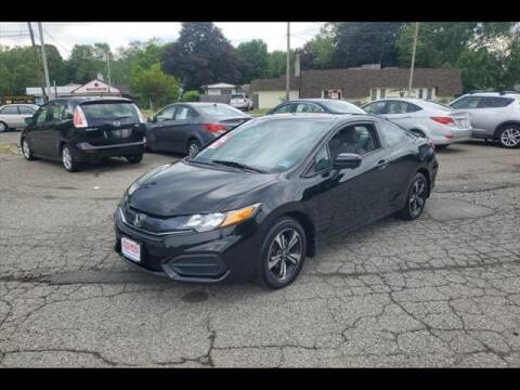 2014 Honda Civic for sale at Colonial Motors in Mine Hill NJ