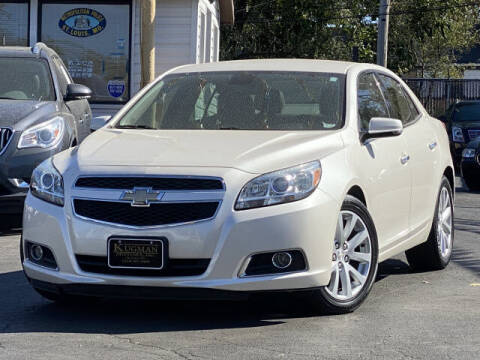 2013 Chevrolet Malibu for sale at Kugman Motors in Saint Louis MO