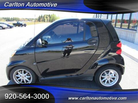 2008 Smart fortwo for sale at Carlton Automotive Inc in Oostburg WI