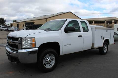 2012 Chevrolet Silverado 2500HD for sale at CA Lease Returns in Livermore CA