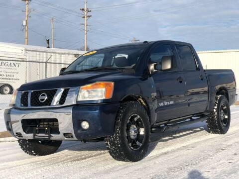 2010 Nissan Titan for sale at El Tucanazo Auto Sales in Grand Island NE