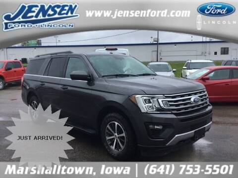 2019 Ford Expedition MAX for sale at JENSEN FORD LINCOLN MERCURY in Marshalltown IA