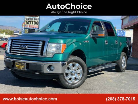 2012 Ford F-150 for sale at AutoChoice in Boise ID