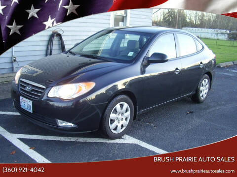 2009 Hyundai Elantra for sale at Brush Prairie Auto Sales in Battle Ground WA