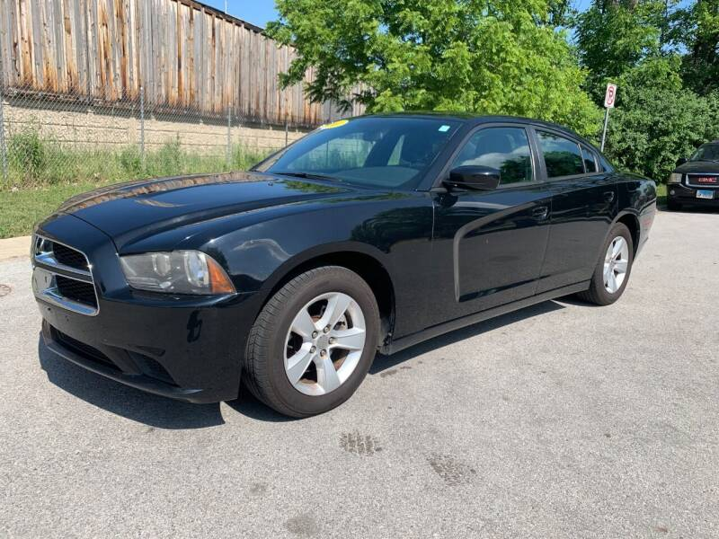 2014 Dodge Charger for sale at Posen Motors in Posen IL