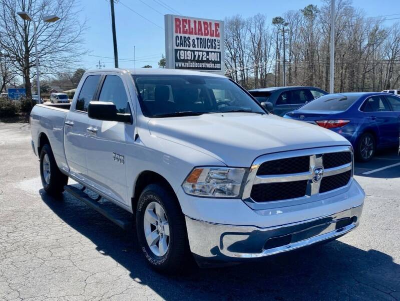 2017 RAM Ram Pickup 1500 for sale at Reliable Cars & Trucks LLC in Raleigh NC