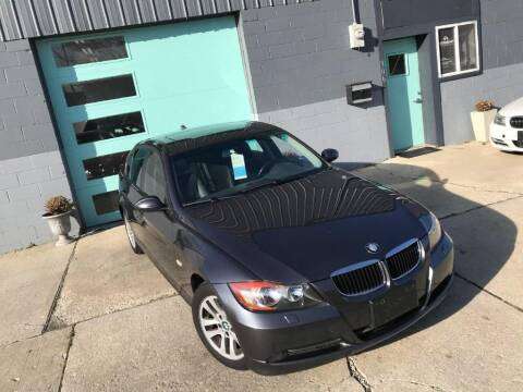 2006 BMW 3 Series for sale at Enthusiast Autohaus in Sheridan IN
