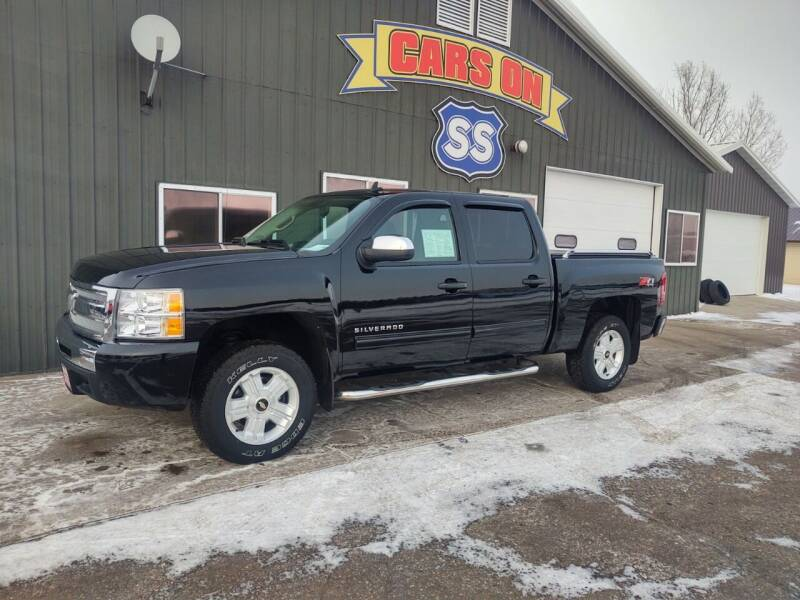 2010 Chevrolet Silverado 1500 for sale at CARS ON SS in Rice Lake WI