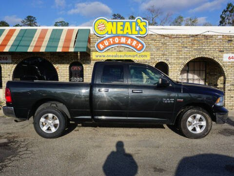 2016 RAM Ram Pickup 1500 for sale at Oneal's Automart LLC in Slidell LA