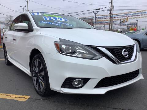 2017 Nissan Sentra for sale at Active Auto Sales in Hatboro PA
