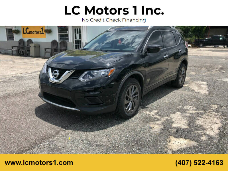2016 Nissan Rogue for sale at LC Motors 1 Inc. in Orlando FL
