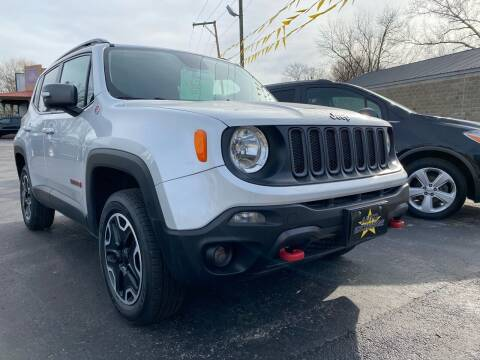 2015 Jeep Renegade for sale at Auto Exchange in The Plains OH