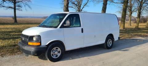 2007 Chevrolet Express Cargo for sale at Allied Fleet Sales in Saint Charles MO