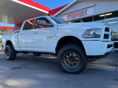 2016 RAM Ram Pickup 2500 for sale at Furrst Class Cars LLC  - Independence Blvd. in Charlotte NC