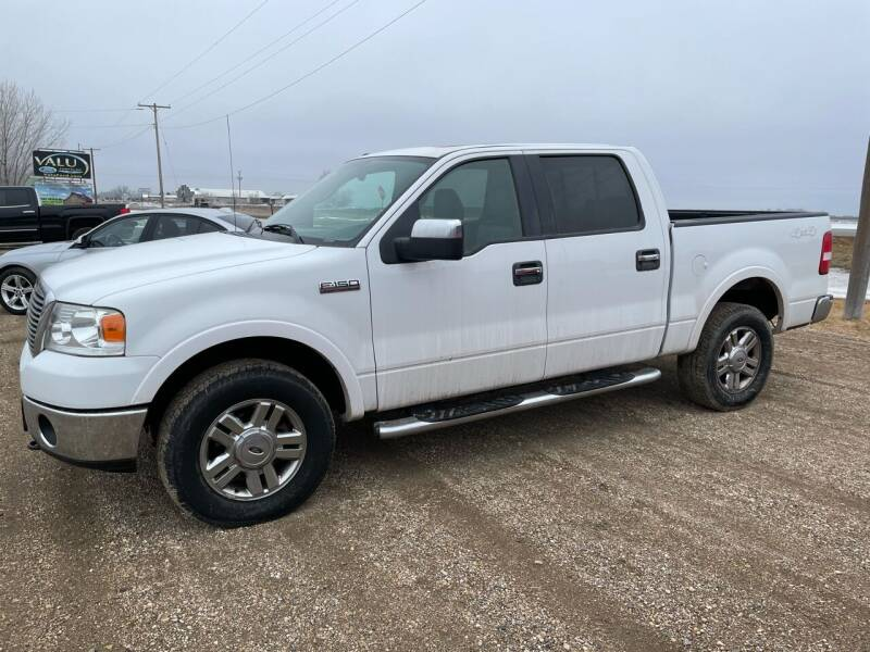 2007 Ford F-150 for sale at Olson Motor Company in Morris MN