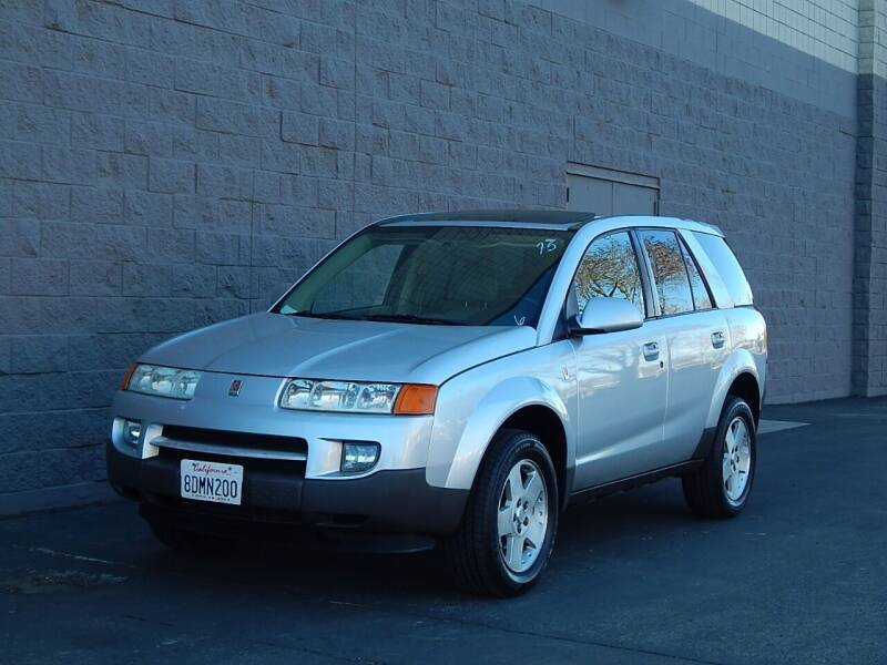 2005 Saturn Vue for sale at Gilroy Motorsports in Gilroy CA