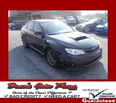 2014 Subaru Impreza for sale at Dean's Auto Plaza in Hanover PA