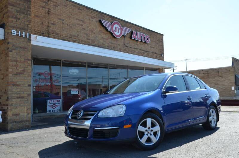 2009 Volkswagen Jetta for sale at JT AUTO in Parma OH